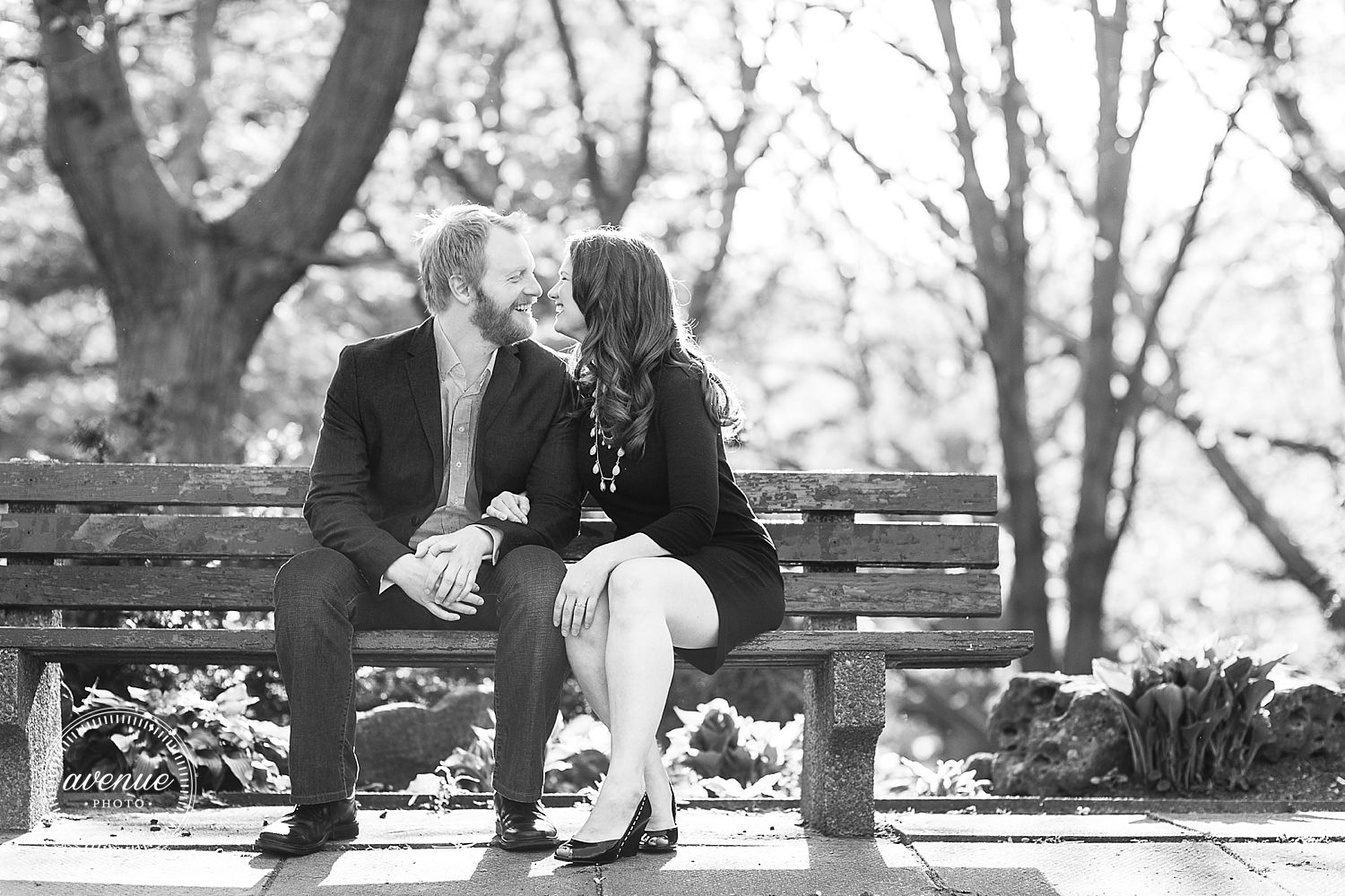 High Park Engagement Photos Toronto