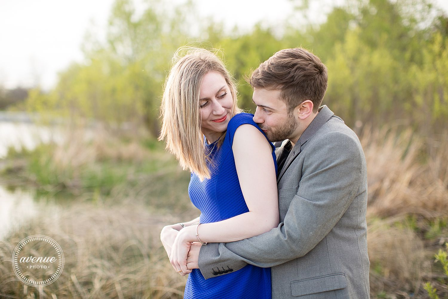 Toronto Waterfront Engagement Photos