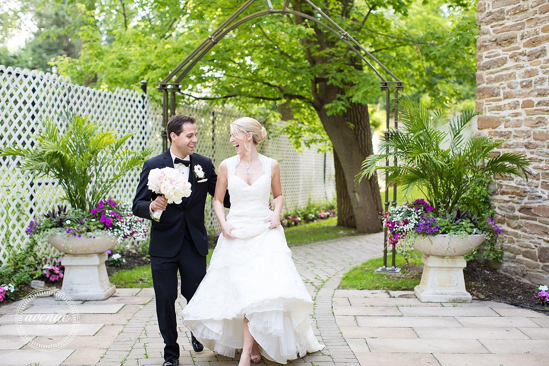 Toronto Old Mill Wedding Photos