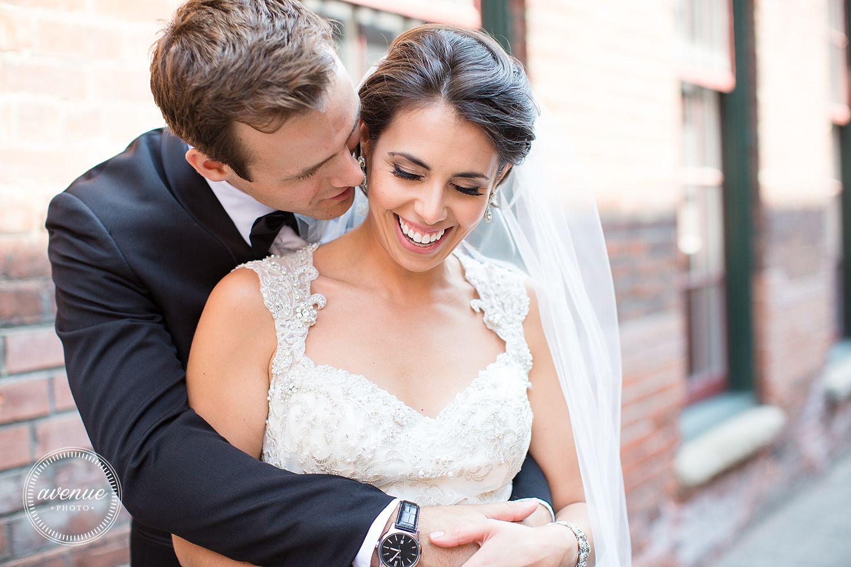 The Doctor's House Wedding Photos