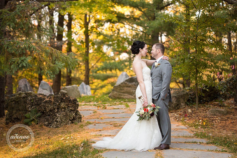 McMichael Gallery Wedding Photos