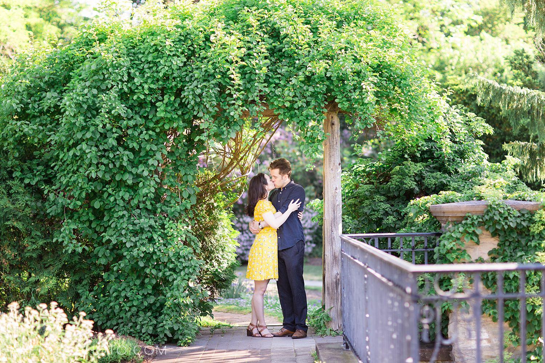Alexander Muir Gardens Engagement, Toronto Wedding Photographer, Alexander Muir Park,