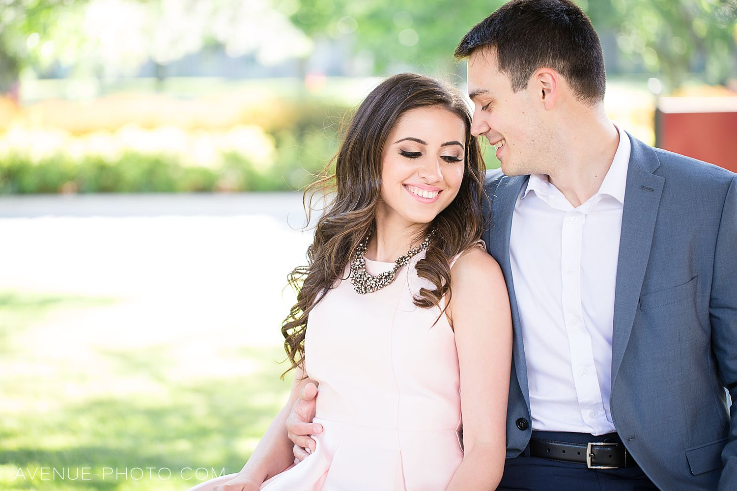 McMaster University Engagement Photos, Hamilton