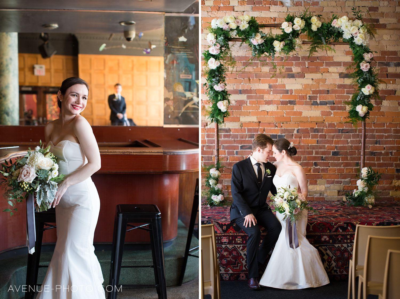 Gladstone Hotel Toronto Wedding