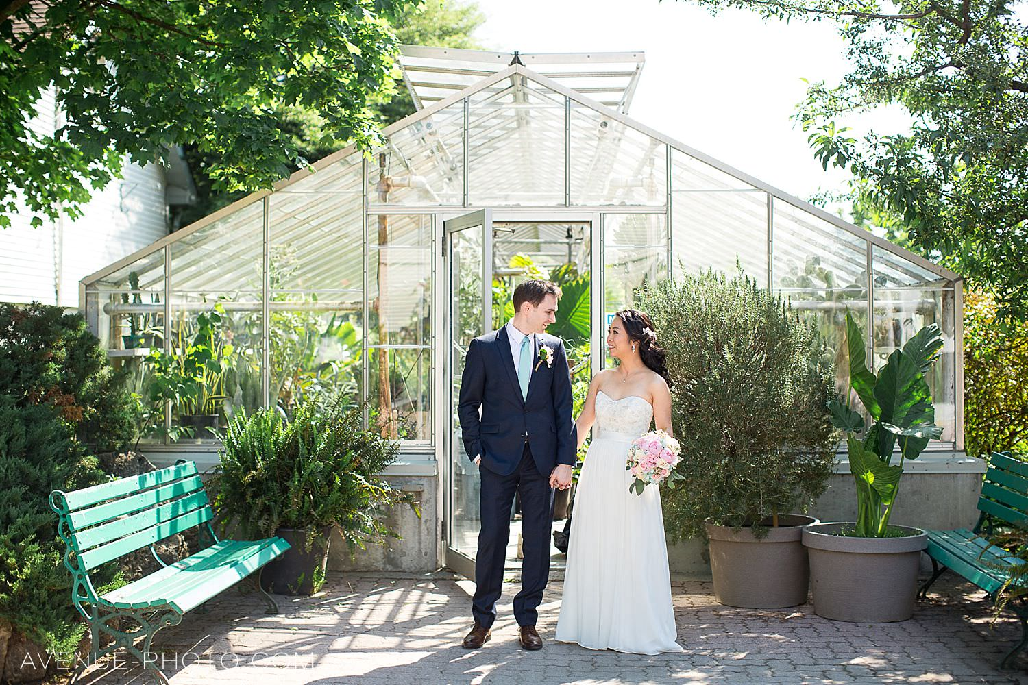 toronto botanical garden wedding photos toronto wedding