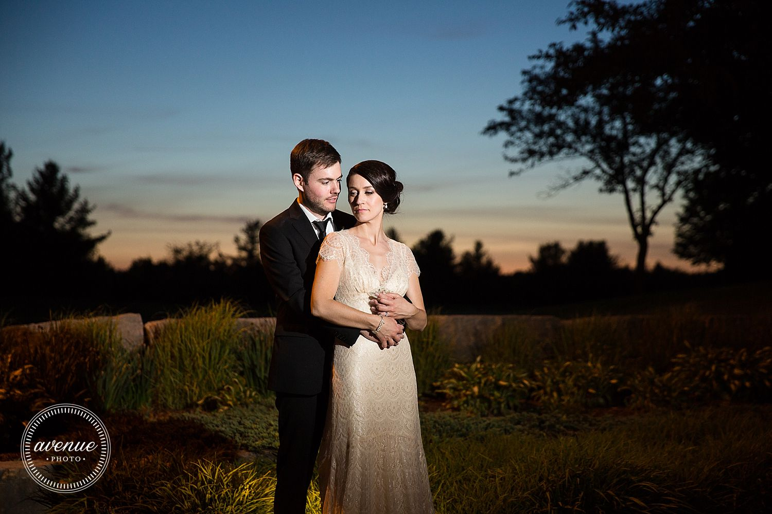 Deer Creek Golf Course Wedding Photos