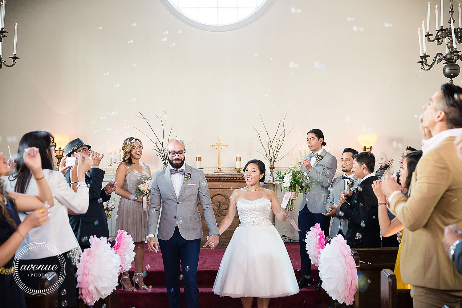 The Doctor's House Wedding