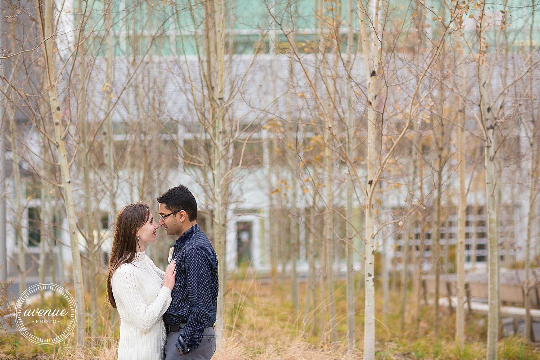 Toronto Waterfront Engagement // Toronto Wedding P