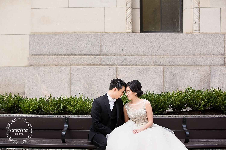 One King West Wedding Photos, Toronto Wedding Photographer