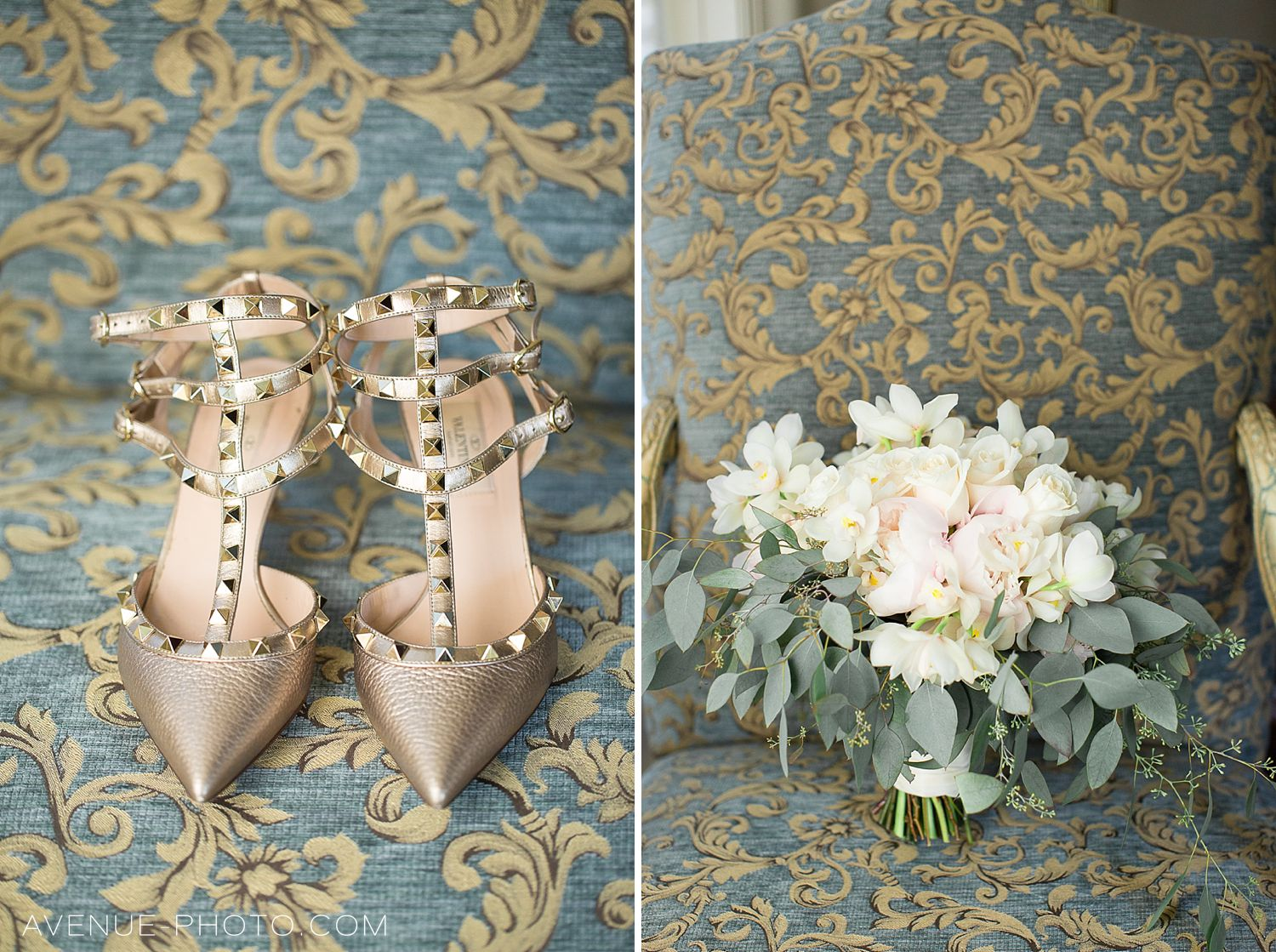 Valentino Wedding Shoes