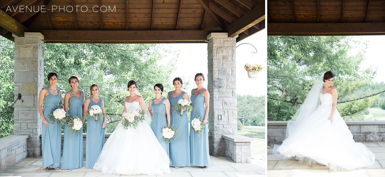 Copper Creek Golf Club Wedding Photos