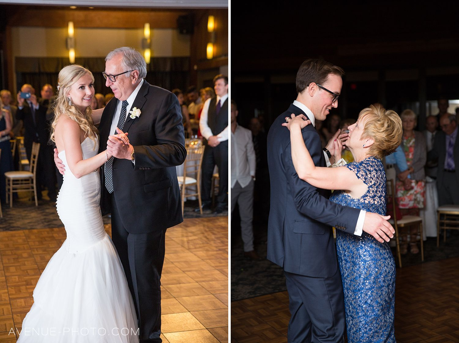 Credit Valley Golf Club Wedding Photos / Avenue Photo