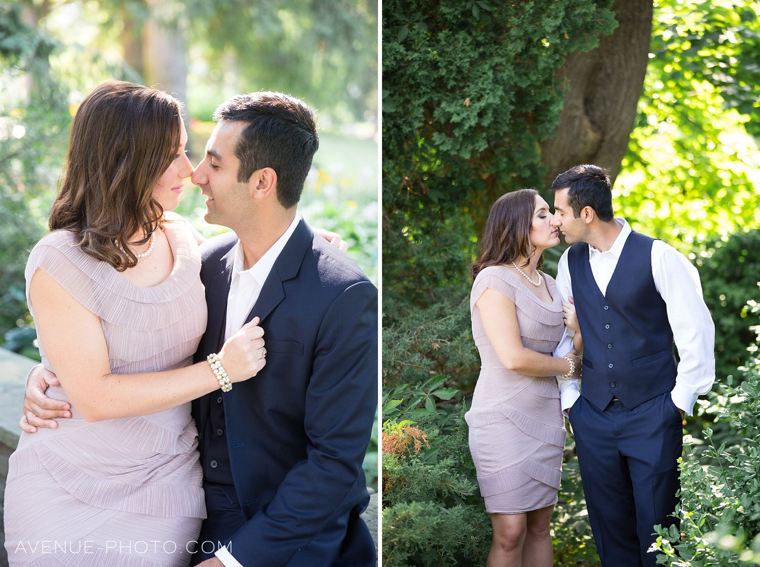 Edwards Gardens Engagement Photos - Toronto Wedding Photographer