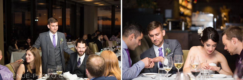 Canoe restaurant wedding, downtown Toronto wedding, Toronto wedding photography, Royal York Hotel wedding, Toronto wedding photos, Canoe wedding photos, oliver & Bonacini events, Malaparte wedding, Arcadian Loft wedding, arcadian court wedding