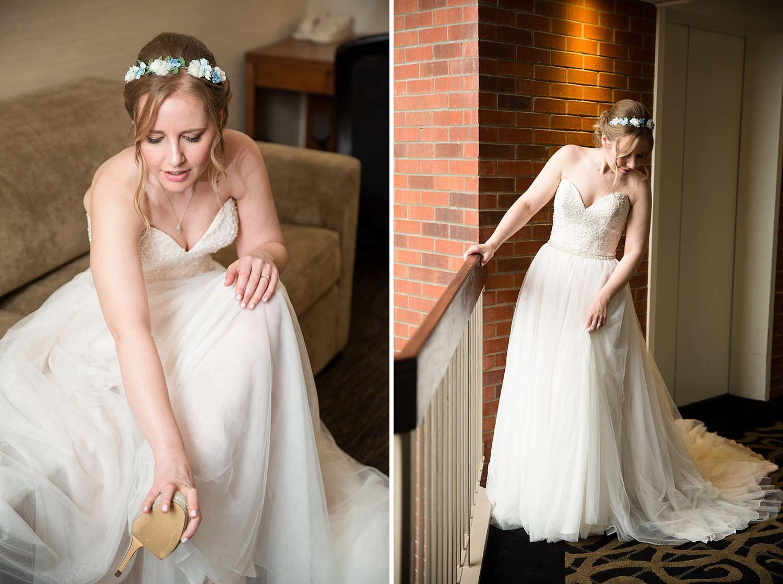 Joshua Creek Heritage Art Centre Wedding Photos – Oakville Wedding Photographer