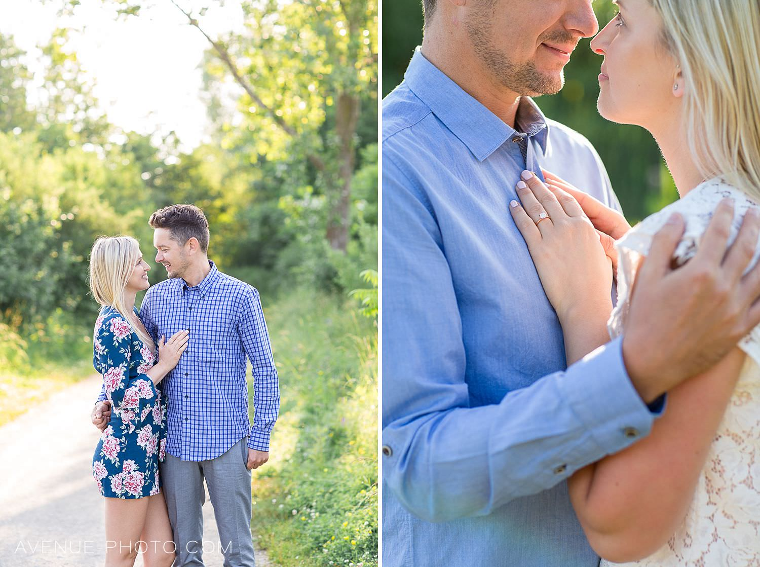 Toronto Sunrise Waterfront Engagement Photography, Humber bay bridge, Toronto Waterfront, sunrise engagement