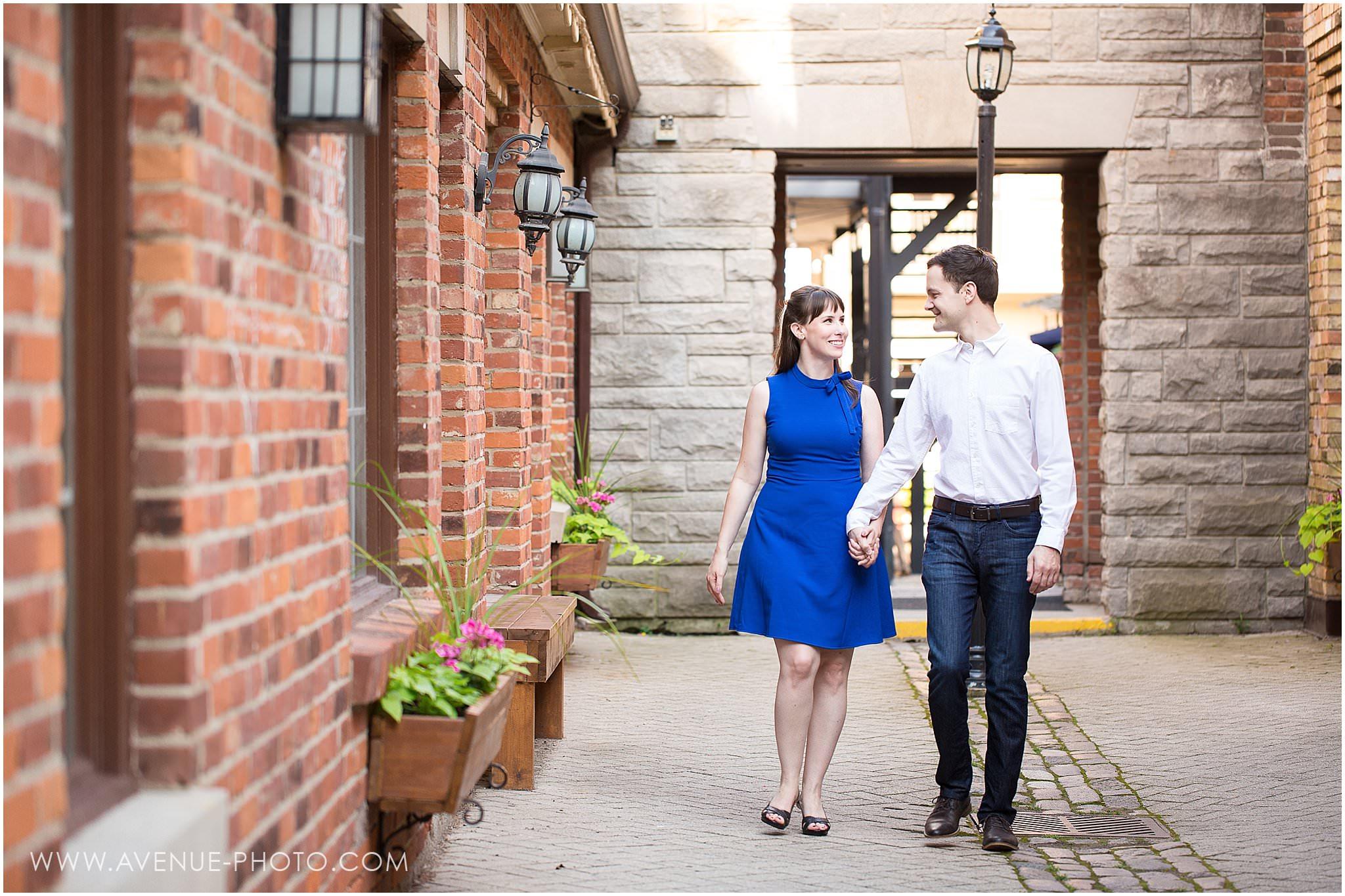 Burlington Engagement Photography, Village Square Burlington Engagement Photos, Burlington Waterfront Engagement photos, Burlington Wedding Photographer, Avenue Photo