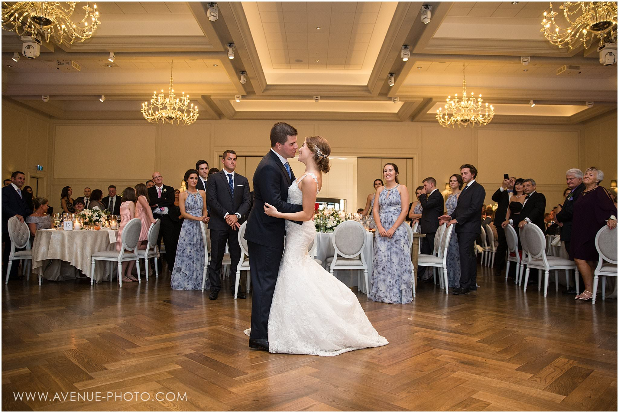 The Arlington Estate Wedding Photos - Kleinburg Wedding Photography, First Dance
