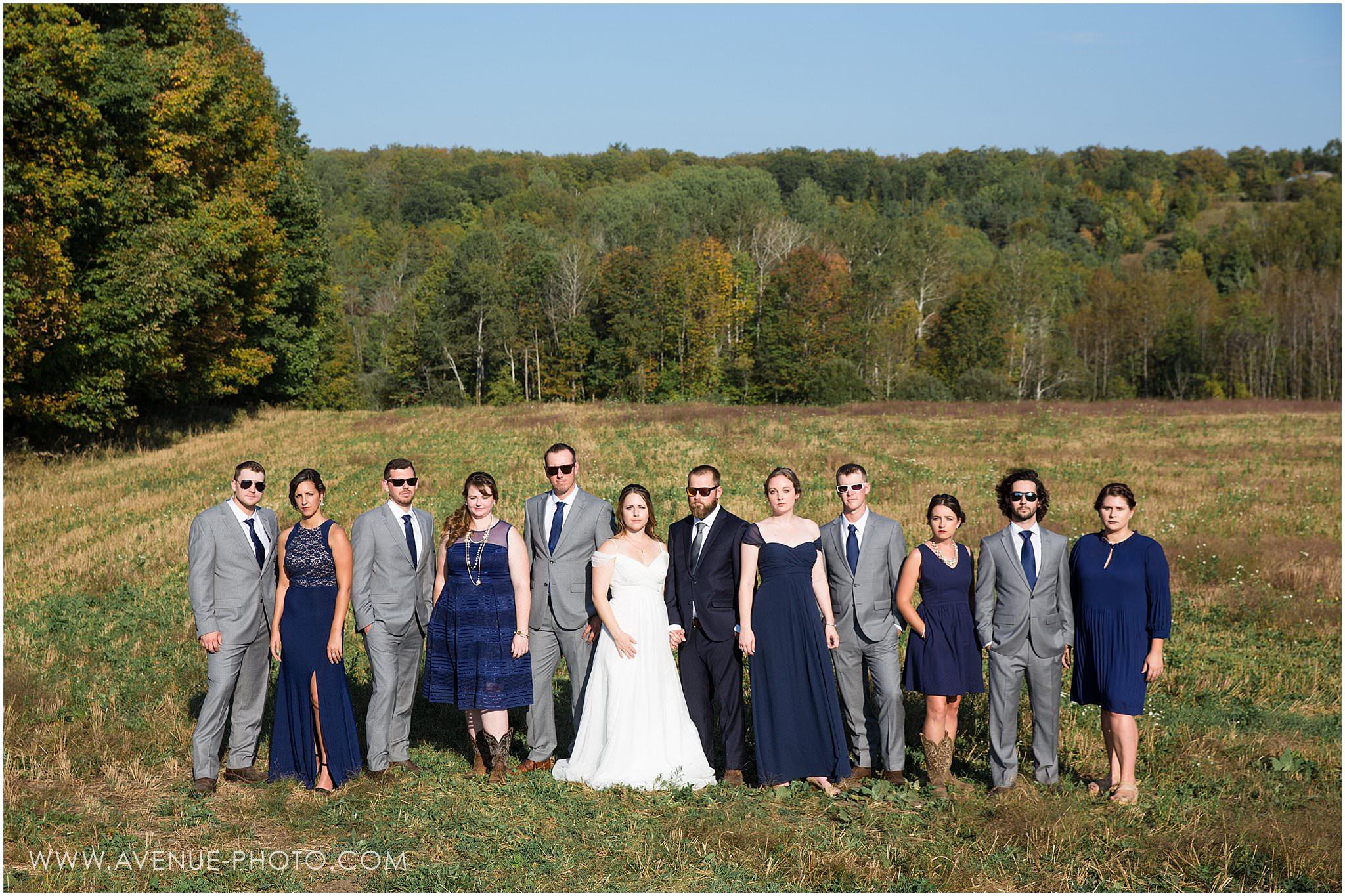 Country Farm Barn Wedding, Sugar Shack wedding photos, Avenue Photo