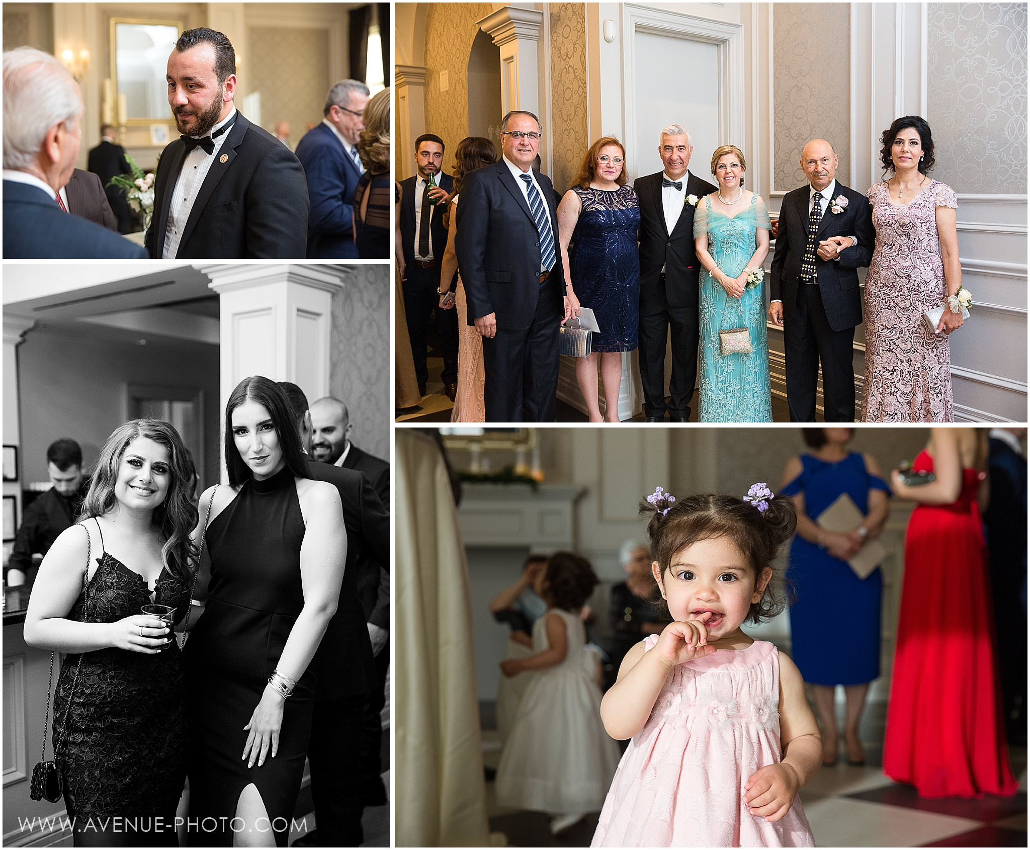 Edwards Gardens Wedding photos, Hazelton Manor Wedding photos, Avenue photo