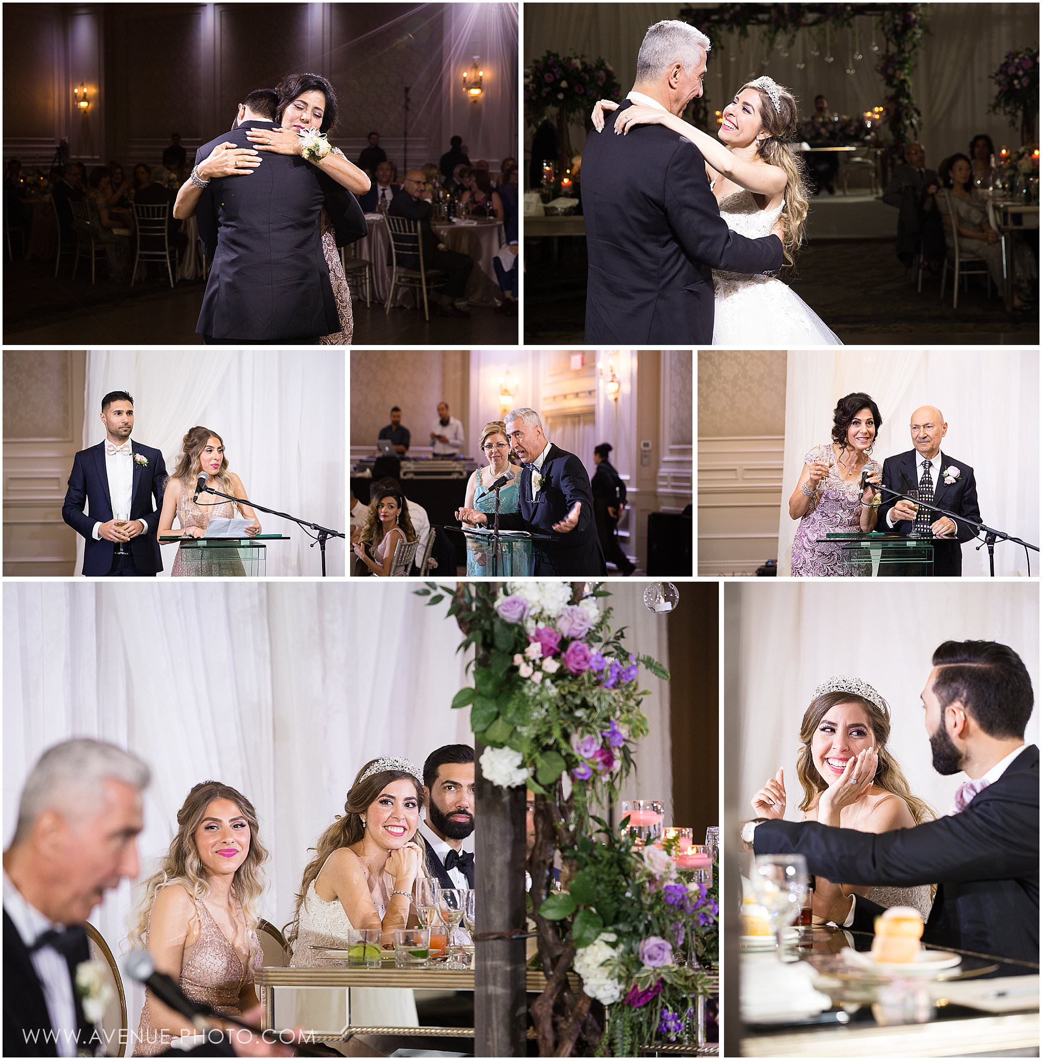 Hazelton Manor Wedding photos, Avenue photo
