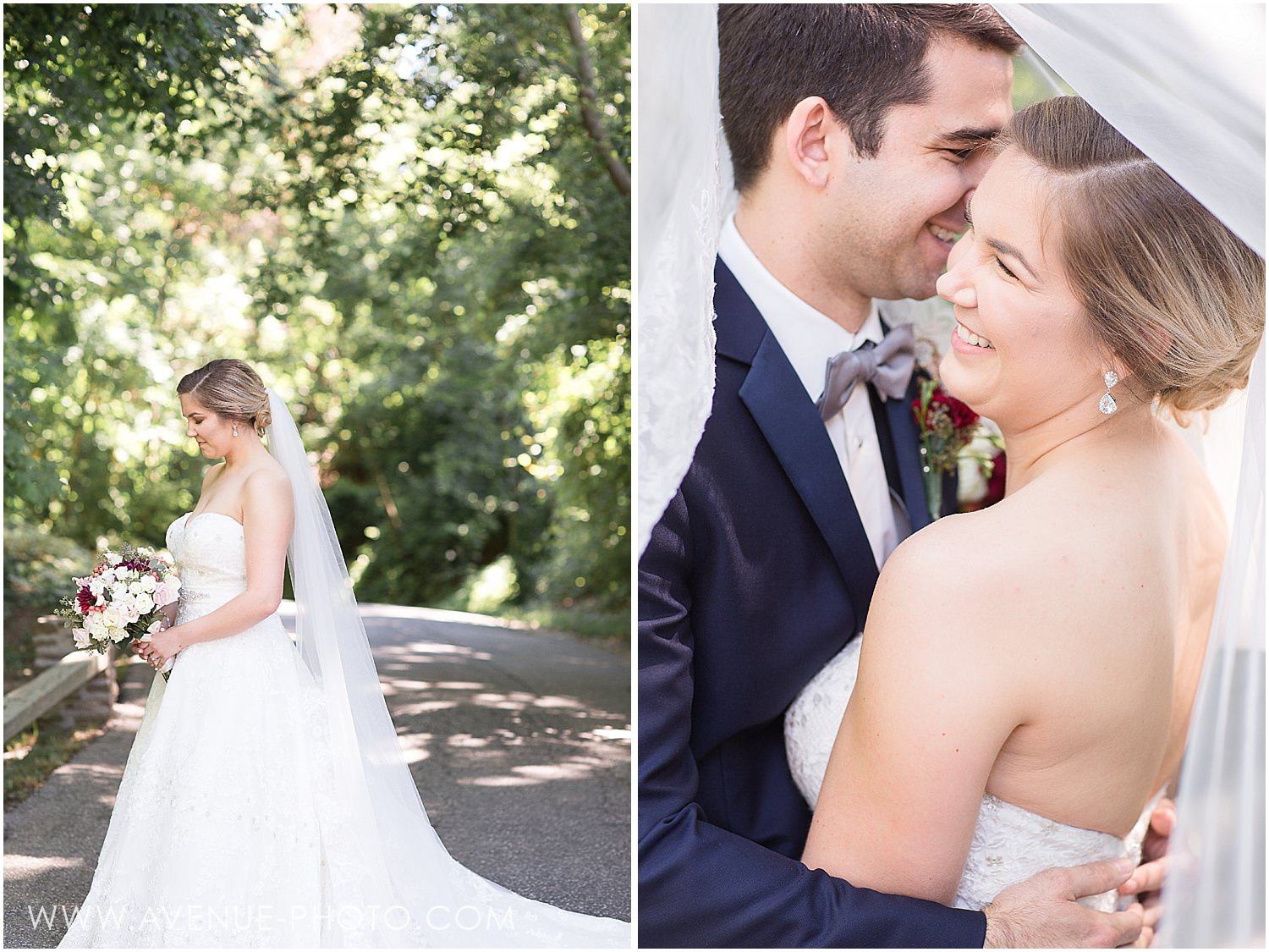 Summer Credit Valley Golf Course Wedding, Avenue Photo, Golf Course Wedding