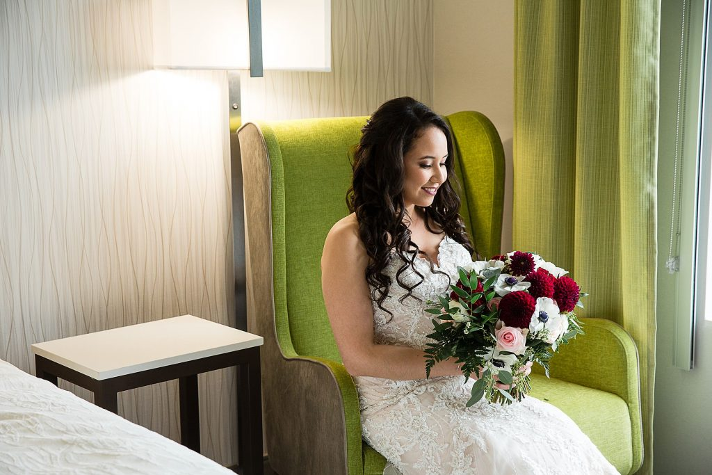 Deer Creek Golf Club Wedding Bride