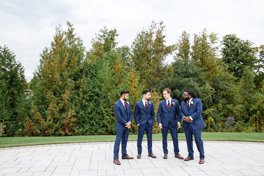 Deer Creek Golf Club Wedding Groomsman